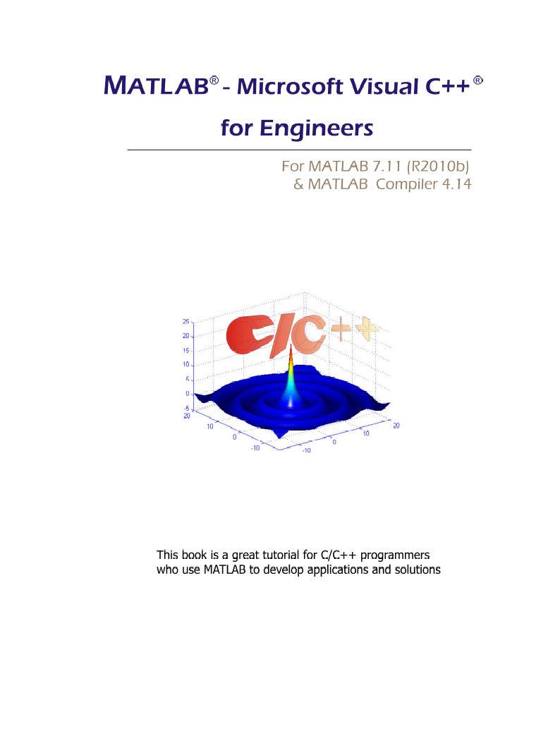 MATLAB - Visual Basic  NET for Engineers